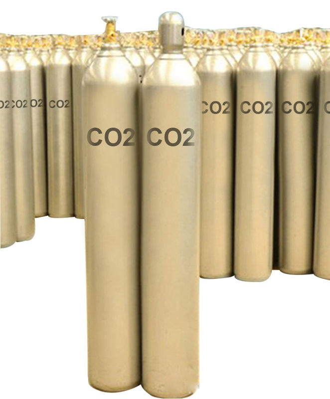 CAS 124-38-9 Specialty Gases CO2 Carbon Dioxide For Fire Extinguisher
